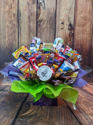 Lucky Chance Chocolate Bouquet